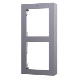 Hikvision DS-KD-ACW2 - 2-rámeček interkomu pro povrchovou montáž