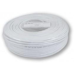 VAR-TEC Kabel VD 04-4x0,5/100 - (0703-135)  - balení 100m/fólie