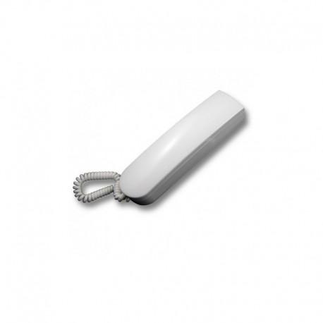 Domácí telefon LM-8/W s úpravou pro zvonění ode dveří, bílý