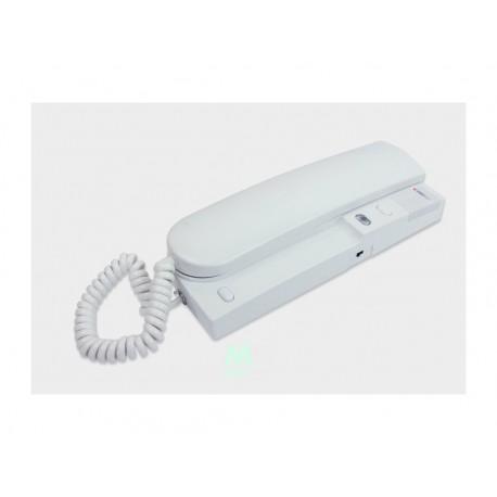 Domácí telefon LY-8 bílý 2x tlačítko