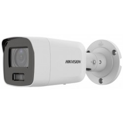 DS-2CD2087G2-LU(2.8MM) - 8MPix IP Bullet ColorVu AcuSense kamera, LED 40m, WDR 130dB,mikrofon, IP67