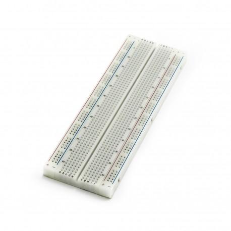 Nepájivé kontaktní pole 830 pinů, Bílé (LA150002W)