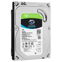 "HDD 2 TB SATA NVR RACK, Seagate SkyHawk, Pevný disk, interní, 2TB, SATA III, 3,5"", 5900 rpm, 256MB (ST2000VX015)"