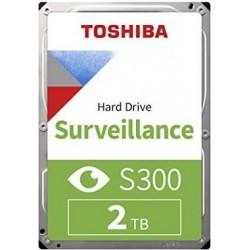 Toshiba Surveillance S300 HDWT720UZSVA pro DVR/NVR 2TB - (10406)