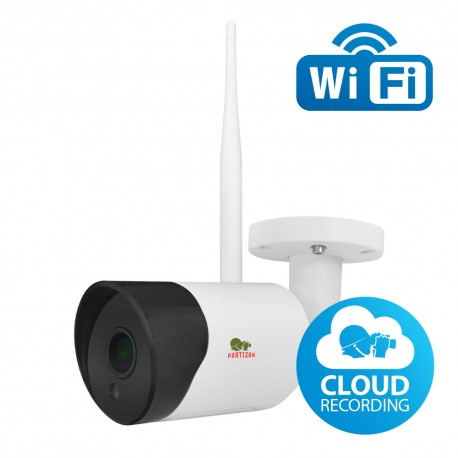 PARTIZAN -1796- 3.0MP IP kamera Cloud bullet FullHD IPO-2SP WiFi 2.1