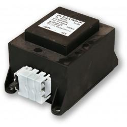 BV Elektronik -TRAFO PLAST 32V/100VA - s pojistkou a svorkovnicí vhodné k PS-07 DUO