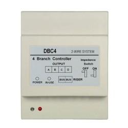 DPA-D2-DBC4A - Rozbočovač hlavního vedení k systému D2