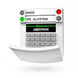 JABLOTRON JA-113E - Sběrnicový modul s klávesnicí a RFID
