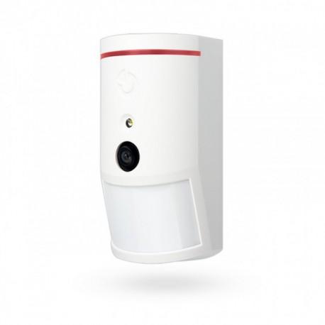 JABLOTRON JA-120PC-90 - Sběrnicový PIR detektor pohybu s foto verifikační kamerou 90