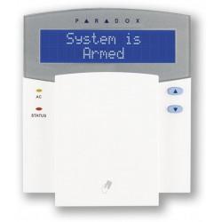 PARADOX - K641R - LCD klávesnice ACCESS se zabudovanou čtečkou karet