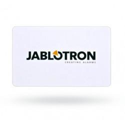 JABLOTRON JA-190J - Bezdotyková přístupová karta RFID pro systém JA-100