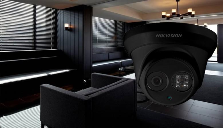 Kamerové systémy Hikvision v AB ALARM shop