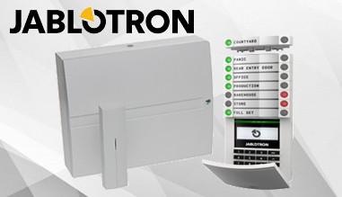Elektronische Sicherheitssysteme JABLOTRON 100 - Sicherheitssystem